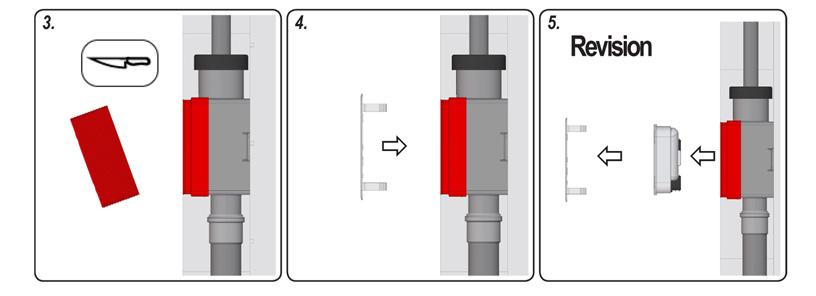 Монтаж сифона для кондиционера hl138