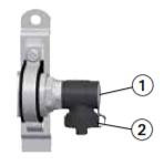 Устройства заполнения, слива, промывки и вентилирования на обоих коллекторах