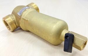 Фото Фильтр механической очистки для горячей воды