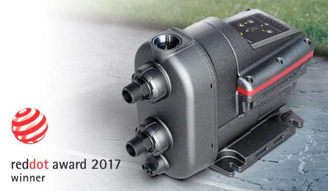 «Red Dot Award Product Design» 2017 в номинации «Промышленный дизайн»