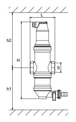 Сепаратор воздуха и шлама ZUK