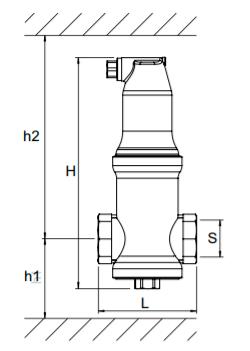 сепаратор воздуха ZUV