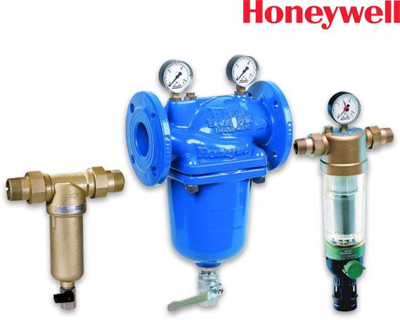Промывные фильтры Honeywell