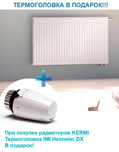 Термоголовка в подарок