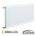 Стальной радиатор Kermi FKO Тип 11 600x1100 1481W (боковое подключение)