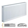 Стальной радиатор Kermi FKO Тип 33 500x1400 3882W (боковое подключение)
