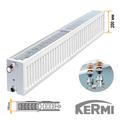 Стальной радиатор Kermi FTV Тип 22 200x1300 1207W (нижнее подключение)