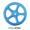 Штурвал для вентилей и заслонок DN 65/80 Hawle 7800
