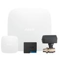 Стартовый набор защиты от протечек воды Ajax Hub (белый) + Honeywell HAV 20