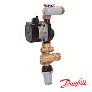 Компактный смесительный узел для теплого пола Danfoss FHM-C1 с насосом UPM3