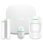 КомКомплект сигнализации Ajax StarterKit White (Белый)