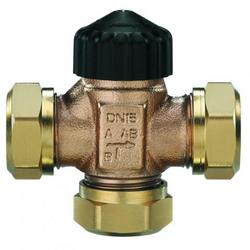 Трехходовой смесительный клапан IMI Heimeier DN15
