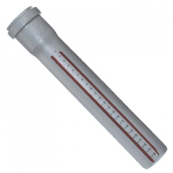 Труба для внутренней канализации 110 мм (0,15 м) Ostendorf HT