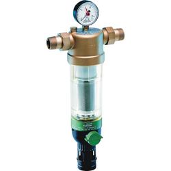 Honeywell F76S-1 1/2AD Фильтр с обратной промывкой для холодной воды