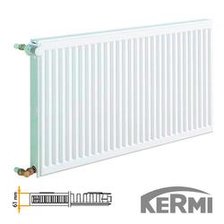 Стальной радиатор Kermi FKO Тип 11 400x1300 1253W (боковое подключение)
