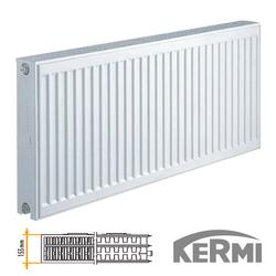 Стальной радиатор Kermi FKO Тип 33 400x1600 3702W (боковое подключение)