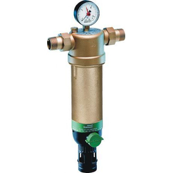 Honeywell F76S-1 1/2AAM Фильтр с обратной промывкой для горячей воды