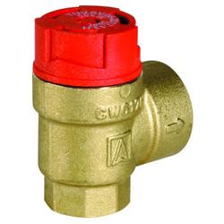 Фото Мембранный предохранительный клапан Honeywell SM110-1/2AA1.5 для закрытых систем отопления