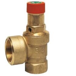 Фото Мембранный предохранительный клапан Honeywell SM120-3/4B для закрытых систем отопления