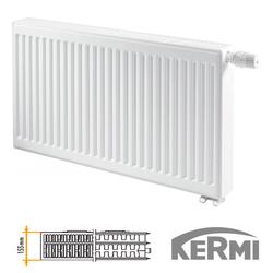 Стальной радиатор Kermi FTV Тип 33 400x1300 3028W (нижнее подключение)