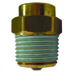 "Отсечной клапан AFRISO ВР 3/8 "" х НР 3/8 """