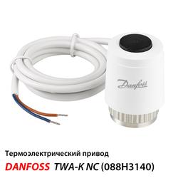 Сервопривод для теплого пола Danfoss TWA-K NC