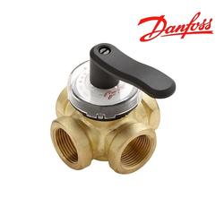 Клапан 4-ходовой поворотный Danfoss HRB4