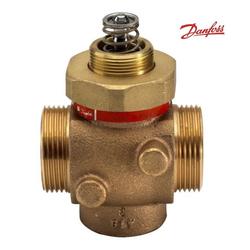 Седельный регулирующий двухходовой клапан Danfoss серии VM2
