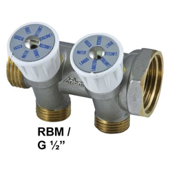 Коллектор вентильный RBM на 3 выхода