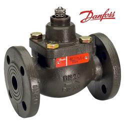 Седельный регулирующий двухходовой клапан Danfoss серии VB2