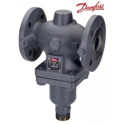 Седельный регулирующий двухходовой клапан Danfoss серии VFG2