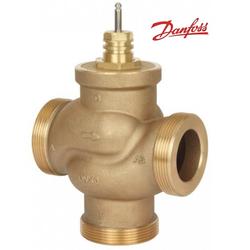 Danfoss VRB3 Клапан регулирующий трехходовой DN25 | Kvs 10 (065Z0157)