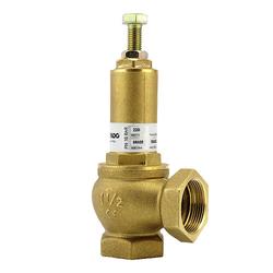 Клапан предохранительный регулируемый Fado серии NKP