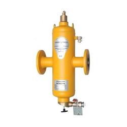 Сепаратор воздуха и шлама с магнитом SpiroCombi