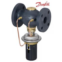 Перепускной регулятор давления Danfoss AVPA DN40 | kvs 20 | 0,2-1 бар | PN25 | фланец