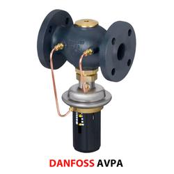 Перепускной регулятор давления Danfoss AVPA DN40 | kvs 20 | 0,3-2 бар | PN25 | фланец