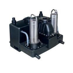 Напорная установка для отвода сточных вод WILO RexaLift FIT L1-19