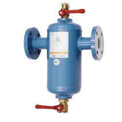 Сепаратор воздуха или шлама ZEPARO ZIO F