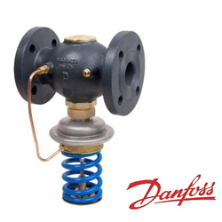 "Регулятор давления ""после себя"" Danfoss AVD DN50 | kvs 25 | 1-5 бар | PN25 | фланец"