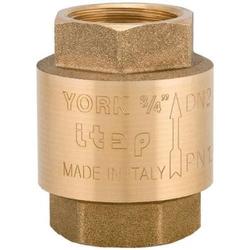 "Латунный обратный клапан Itap York 1"""