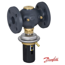 Регулятор перепада давления Danfoss AVP DN40 | kvs 20 | 0,2-1 бар | PN25 | фланец