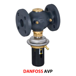 Регулятор перепада давления Danfoss AVP