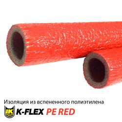 Изоляция для труб K-FLEX 06x028-2 РЕ RED из вспененного полиэтилена (060282155PECR)