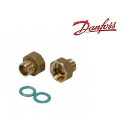 Комплект соединительных резьбовых фитингов Danfoss