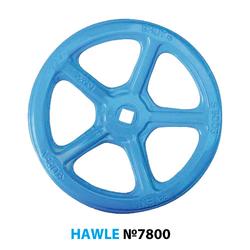 Штурвал для вентилей и заслонок DN 50 Hawle 7800