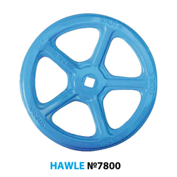 Штурвал для вентилей и заслонок DN 125/150 Hawle 7800