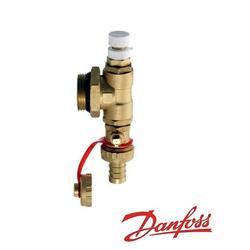 Danfoss FHF-EM Торцевая секция с ручным отводом воздуха (088U0786)