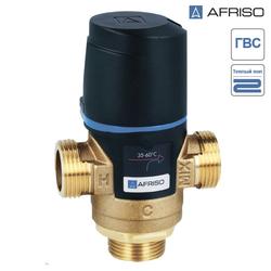 Трехходовой термостатический клапан AFRISO ATM 343