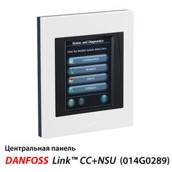 Danfoss Link™ CC + NSU Центральная панель с внешним источником питания (014G0289)