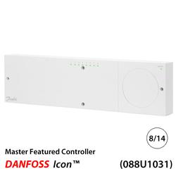 Danfoss Icon™ Master Featured Модуль управления | 8/14 каналов | 230 В~ (088U1031)